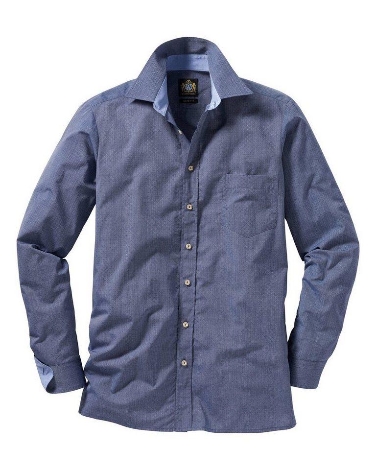 Hammerschmid Hemd in Blau
