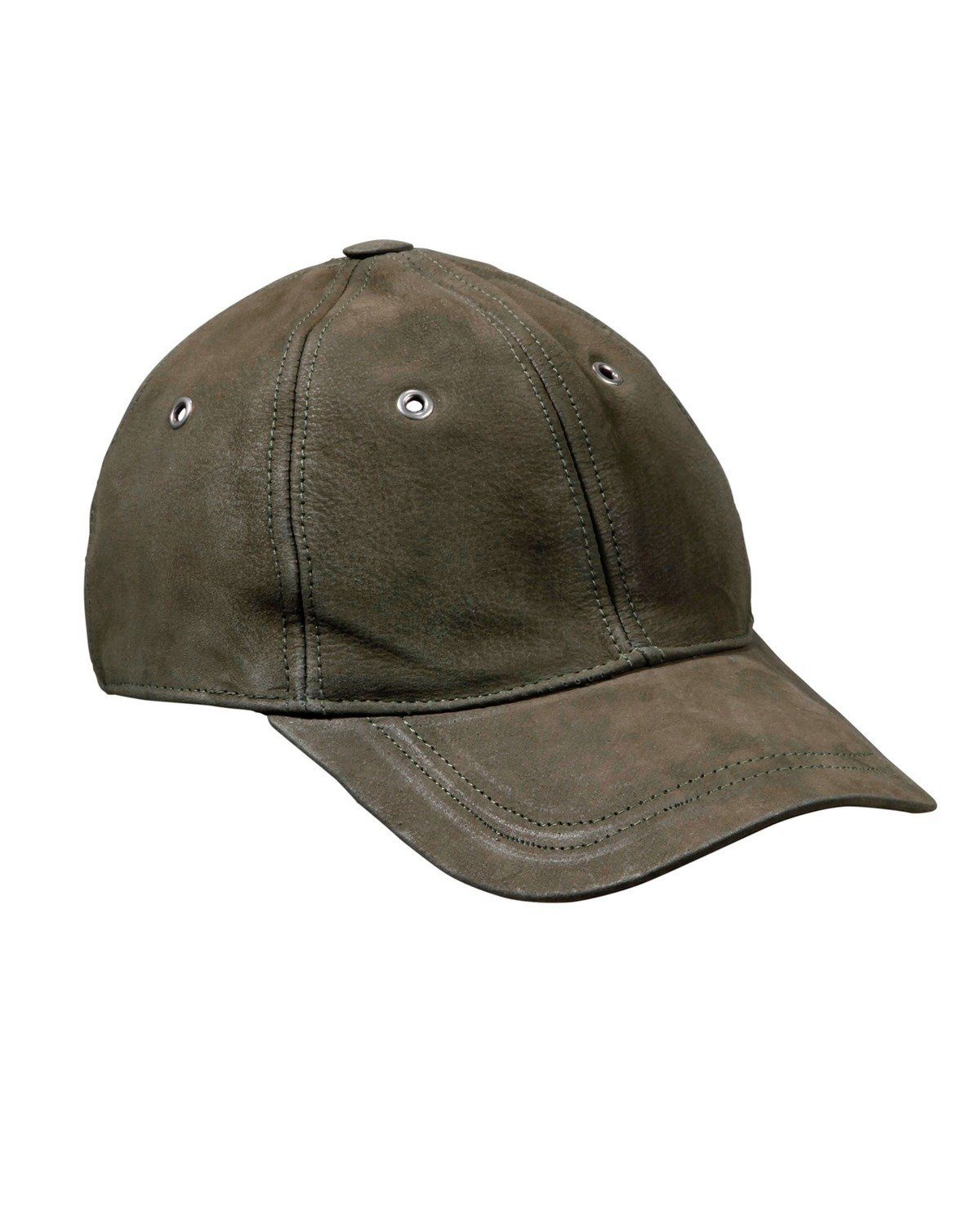 Parforce Traditional Hunting Büffelleder-Cap
