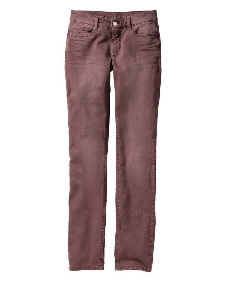 MAC Jeans Dream in Beere