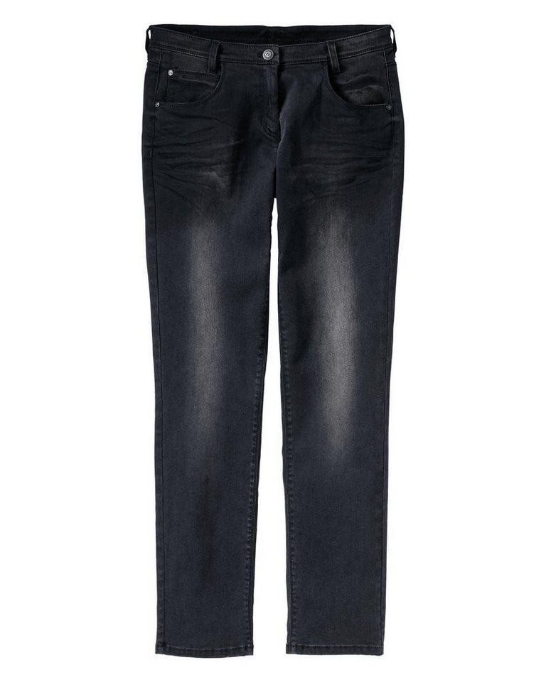 Brax Jeans Montana Straight in Black