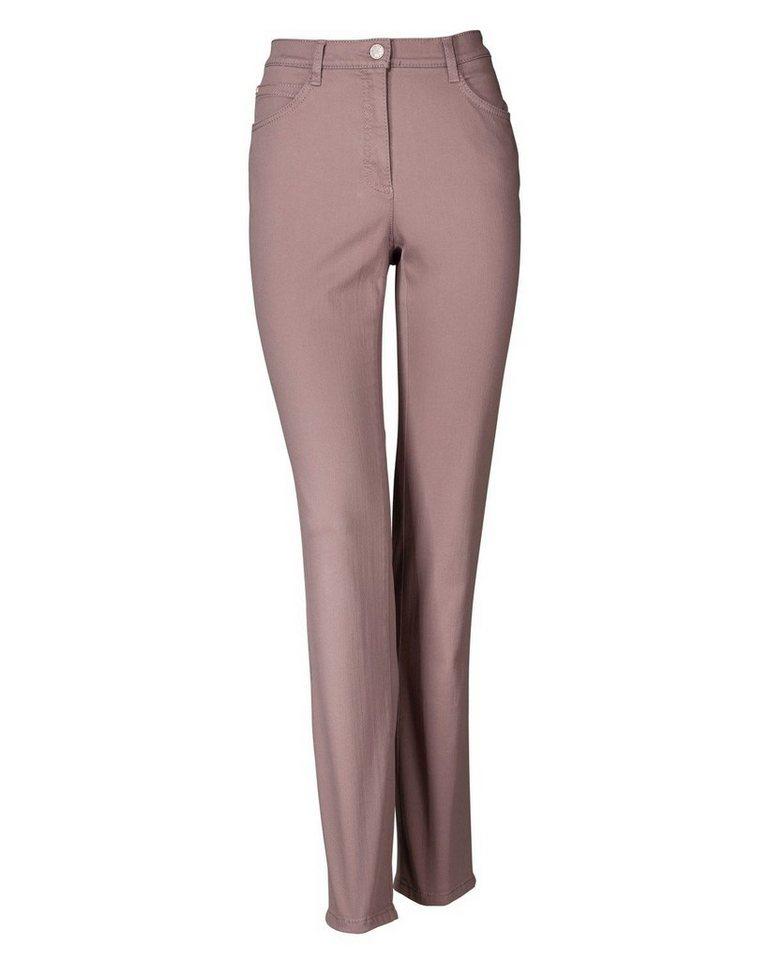 Brax Jeans Carola Glamour in Mauve