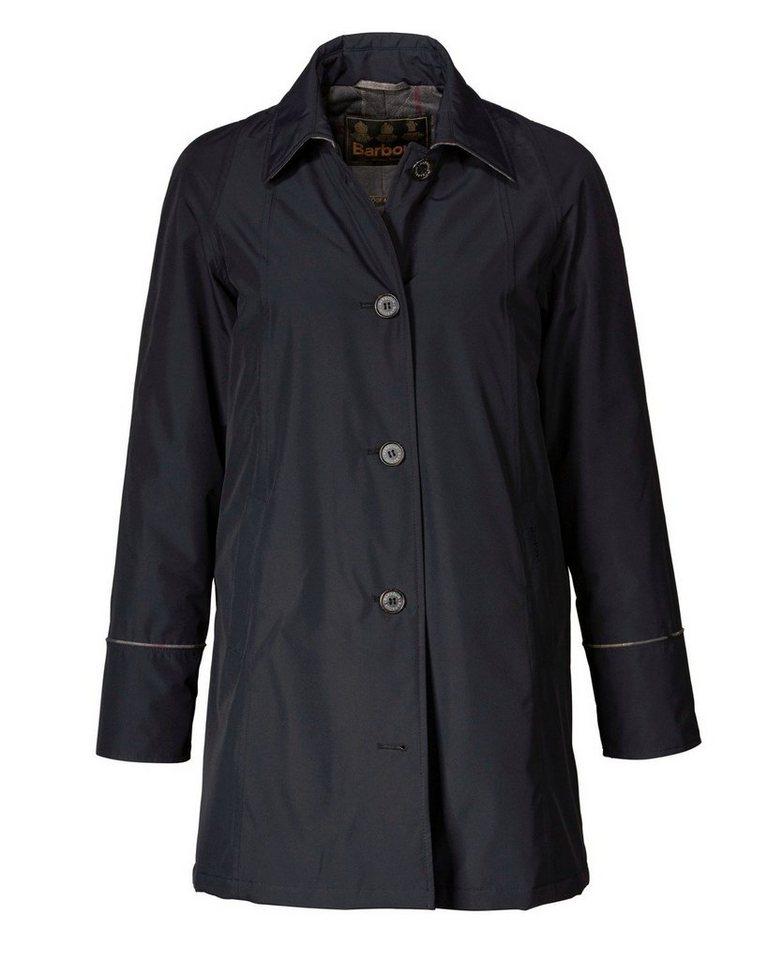 Barbour Kurzmantel Straiton Jacket in Schwarz