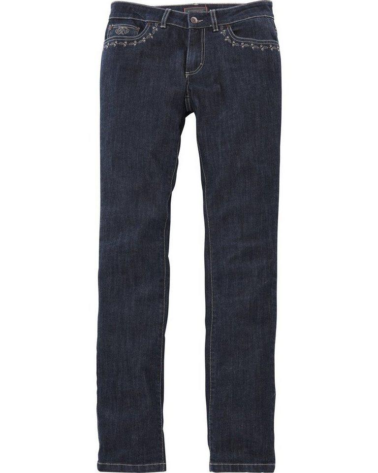 Reitmayer 5-Pocket-Jeans in Blau