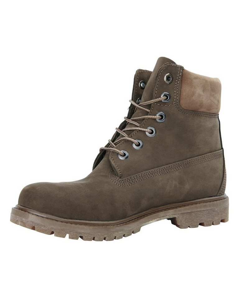 Timberland Boot in Oliv