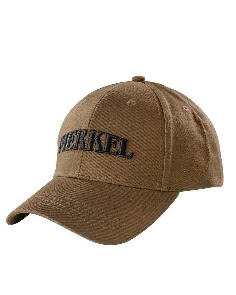 Merkel Gear Solid Olive Cap in Oliv