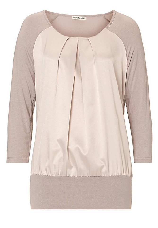 Betty Barclay Shirt in Beige - Braun
