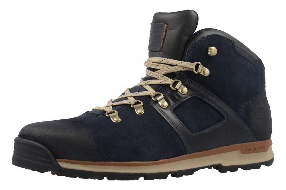 Timberland Boots in Blau