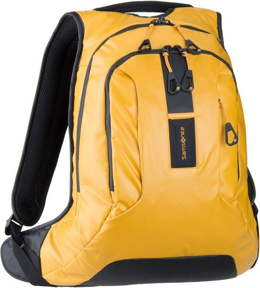 Samsonite Paradiver Light Laptop Backpack L in Yellow