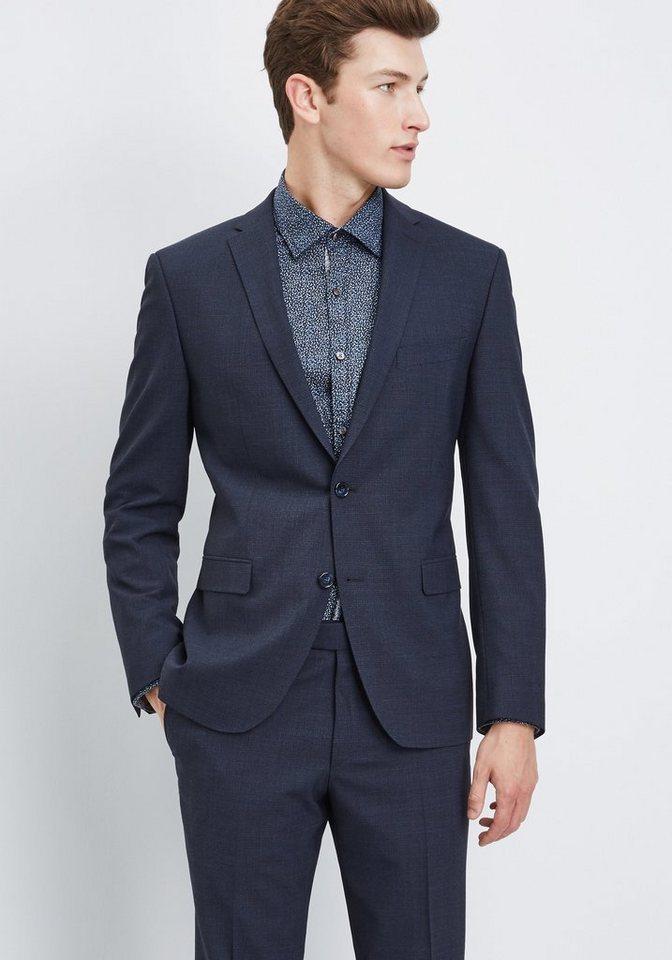 PIERRE CARDIN Anzug »Paul Ryan« in dunkelblau