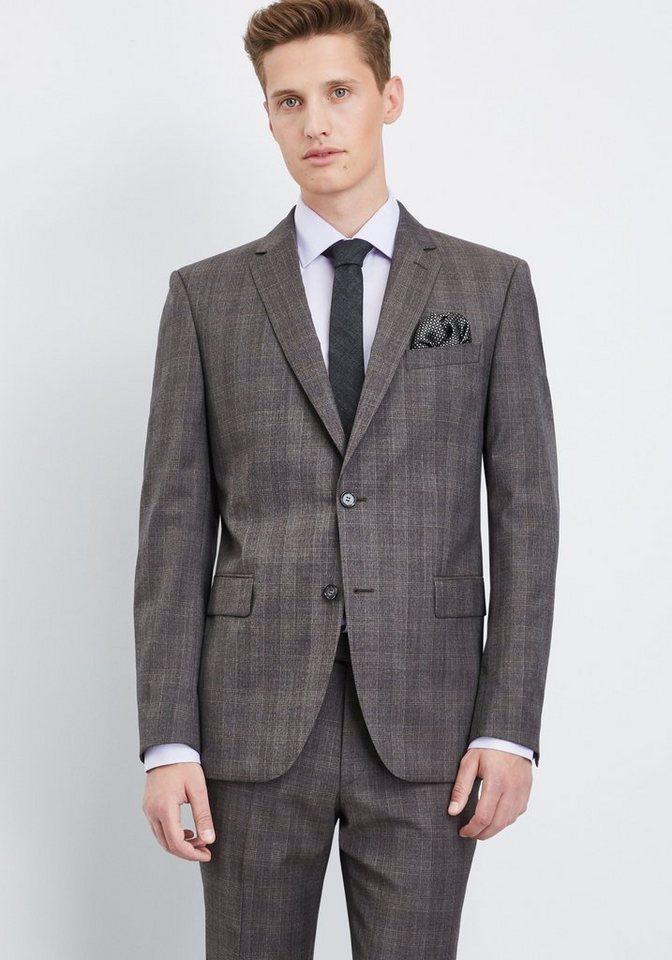 PIERRE CARDIN Anzug »Brice Damien« in braun
