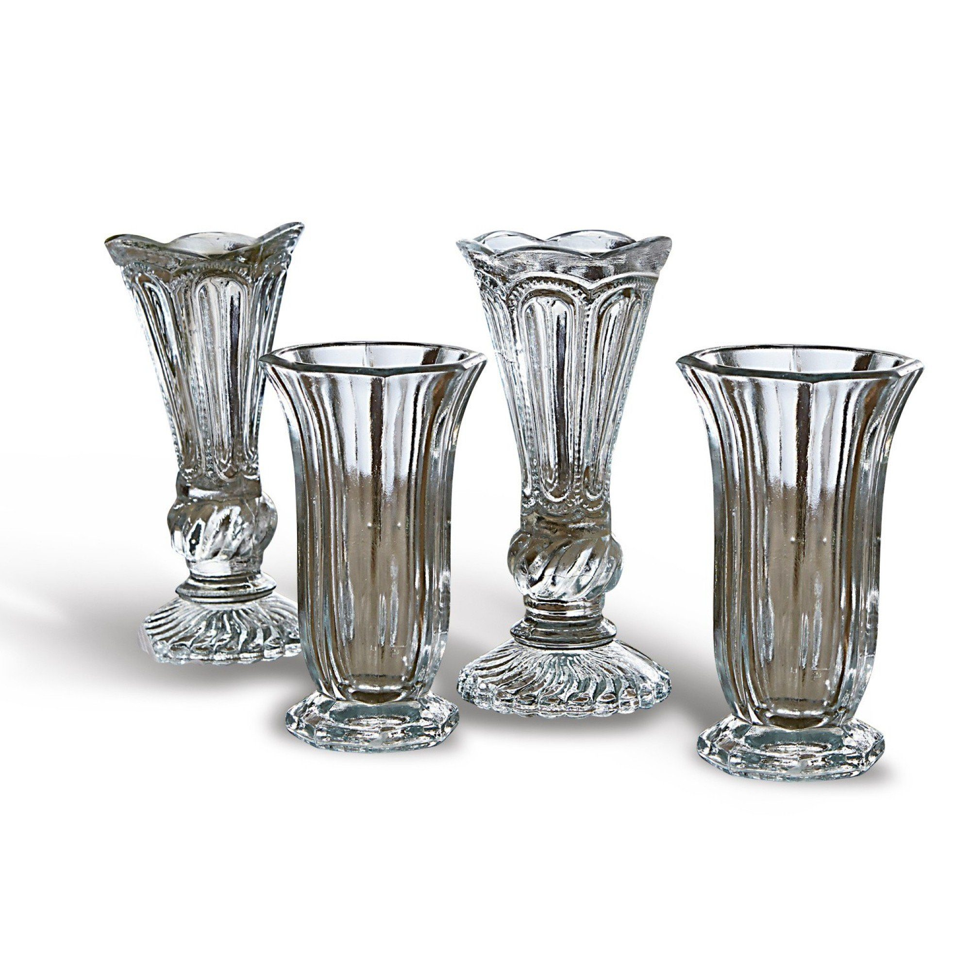 Loberon Vase 4er Set »Filla«