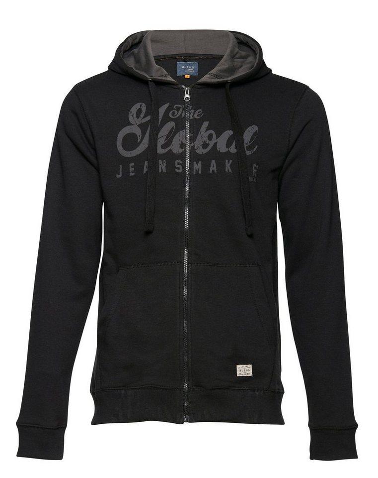 Blend Slim fit, Schmale Form, Sweatshirts in Schwarz