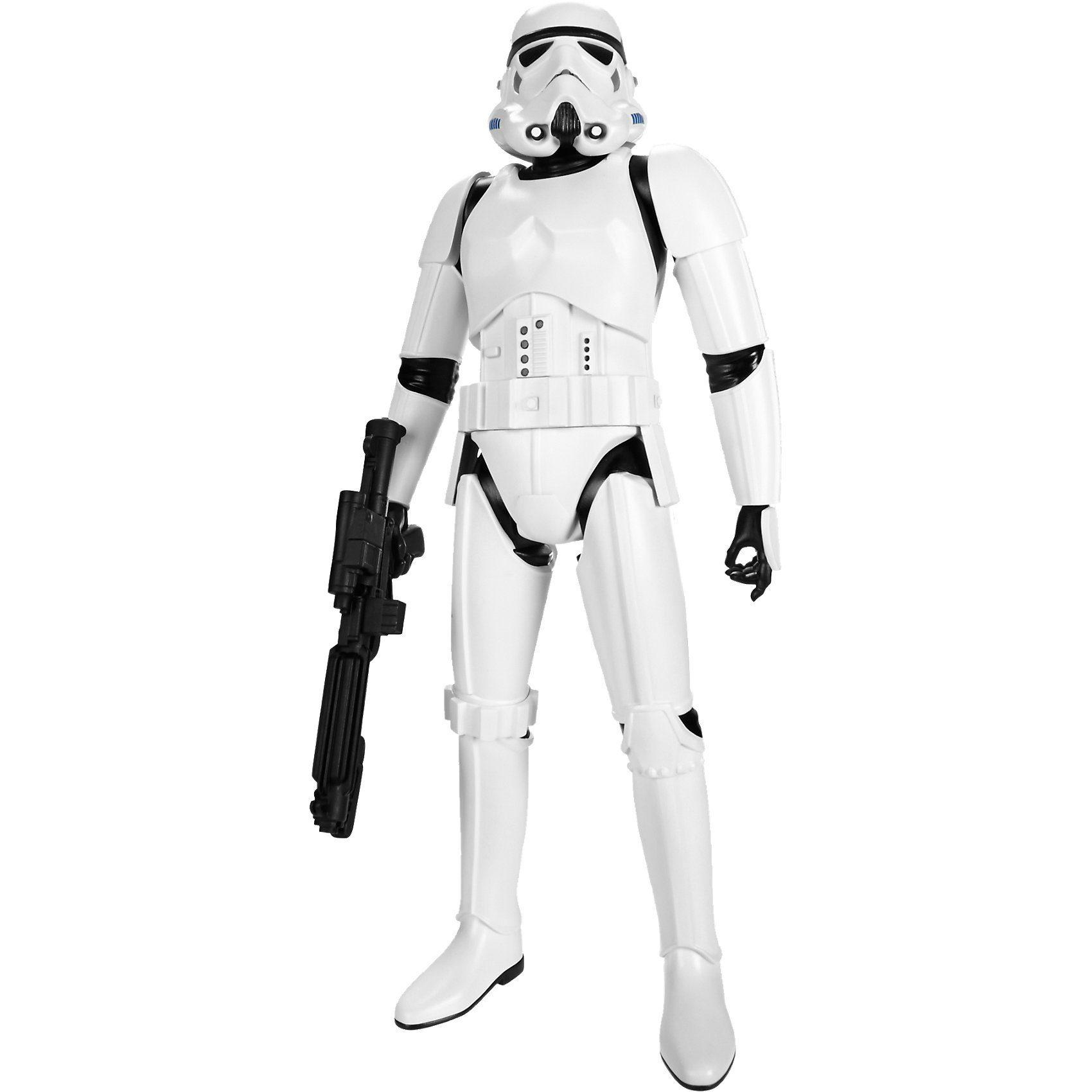Jakks Pacific Star Wars Rogue one - Big Figs - Imperial Stormtrooper, 50 c