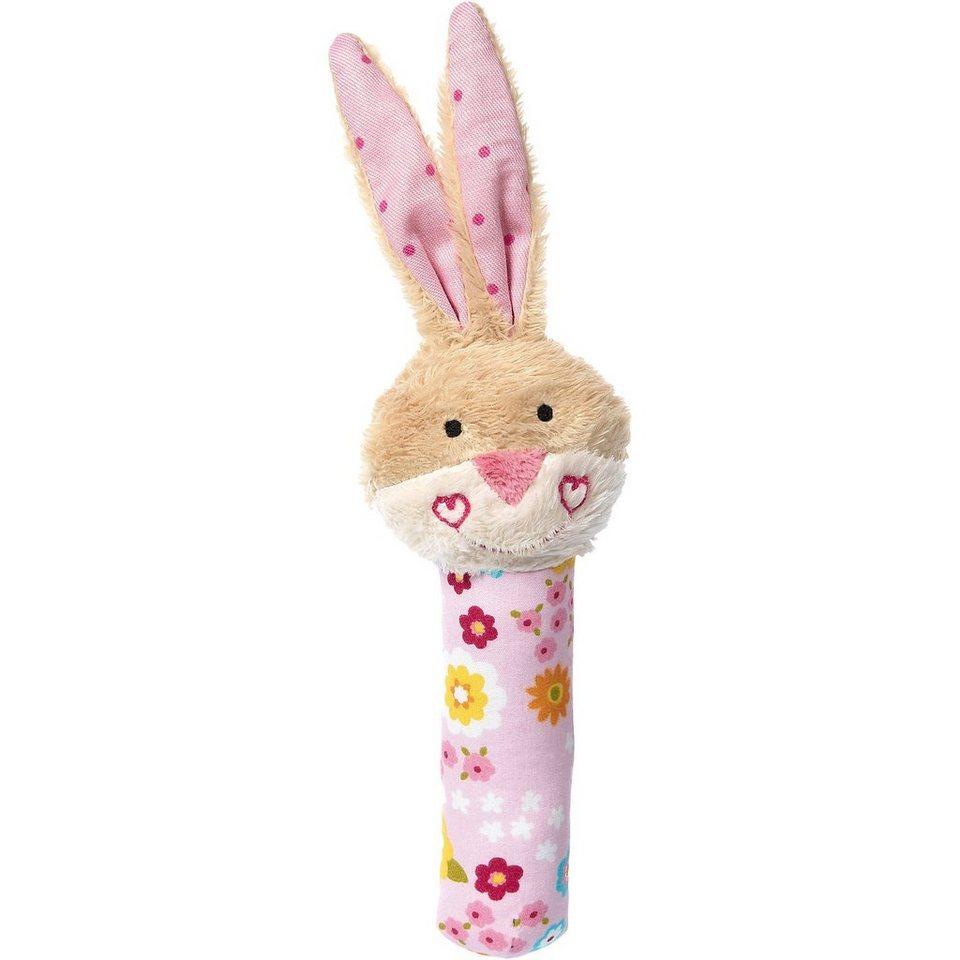 sigikid Stabquietsche Bungee Bunny
