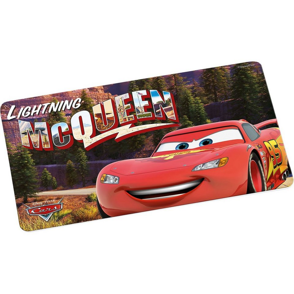 Brettchen Disney Cars Lightning McQueen