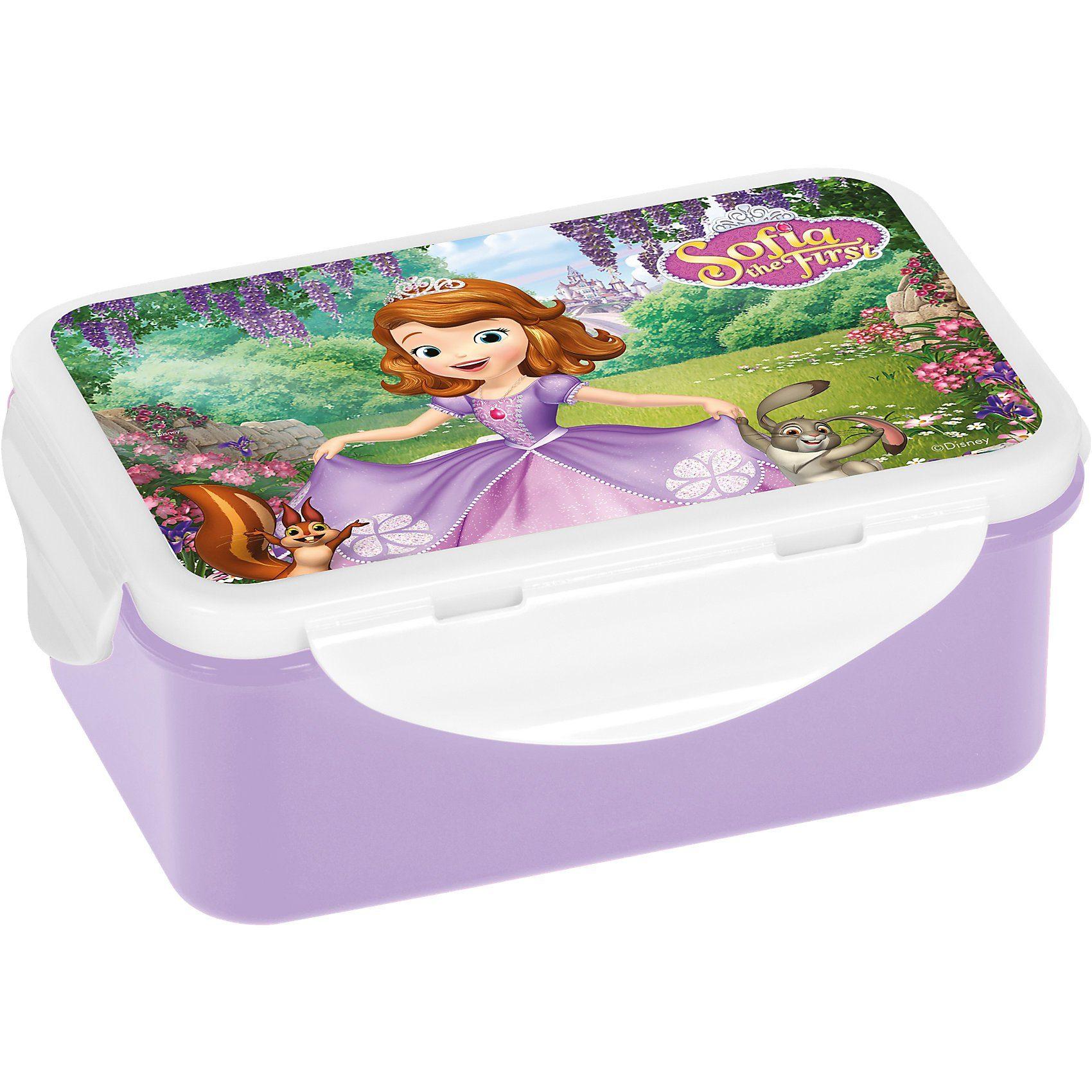 Brotdose Disney Sofia die Erste