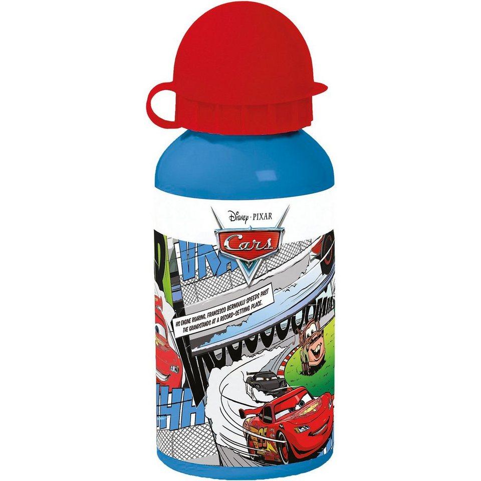 Alu-Trinkflasche Disney Cars, 400 ml