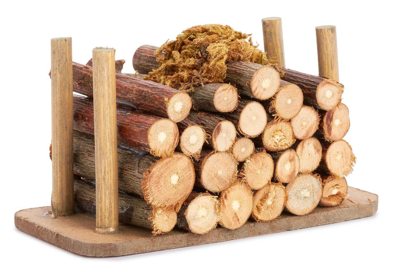 VBS Miniatur-Holzstapel