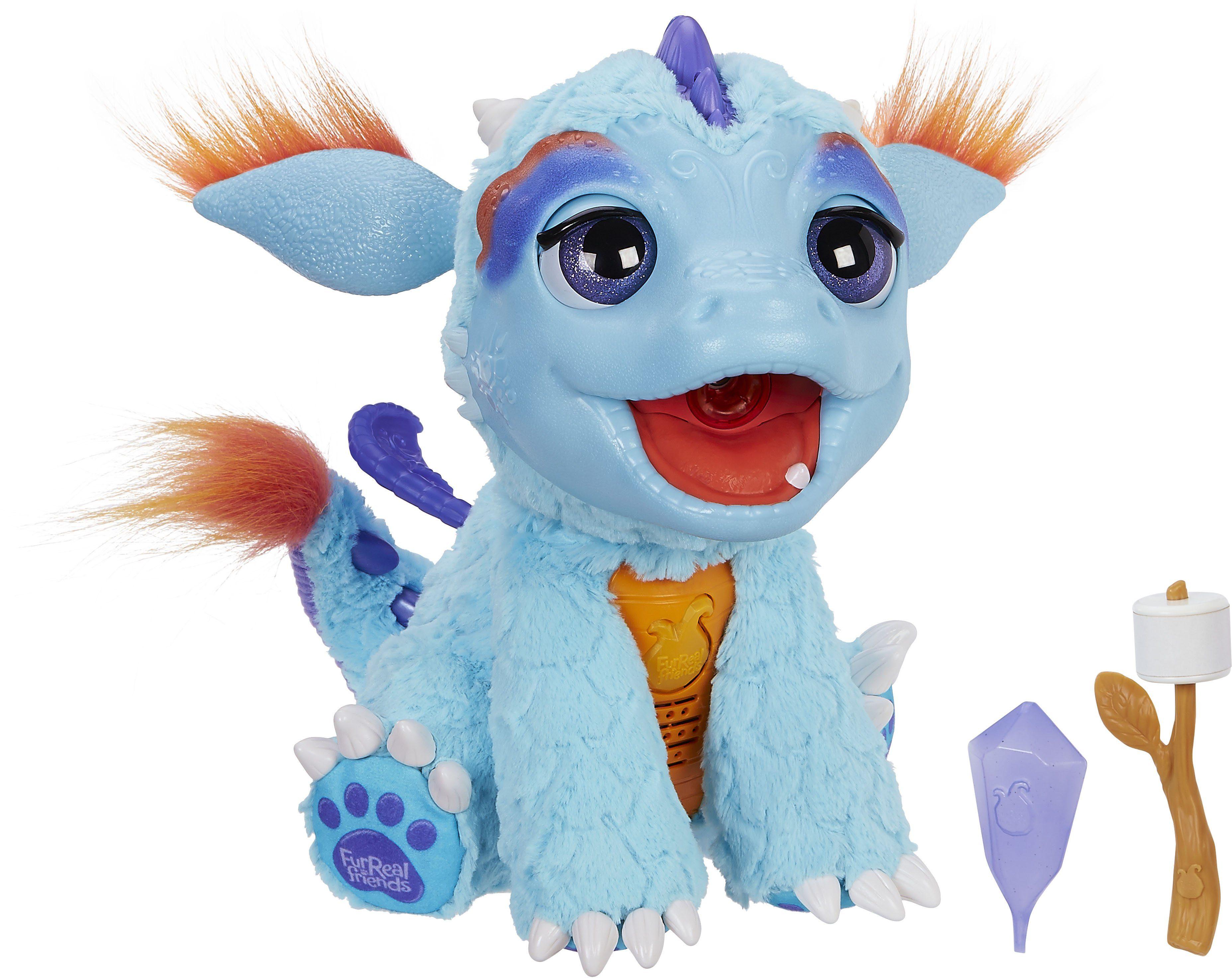 Hasbro Plüschtier, »FurReal Friends, Torch, mein kleiner Drache«