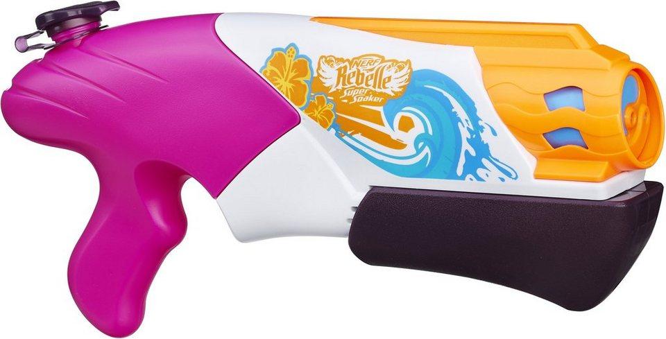 Hasbro Wasserpistole, »Nerf Rebelle SuperSoaker, Tidal Twist«