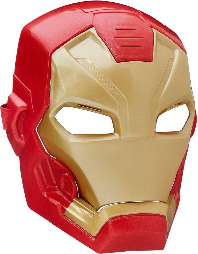 Hasbro Spielfigur, »Marvel Avengers, Iron Man FX Elektronische Maske«