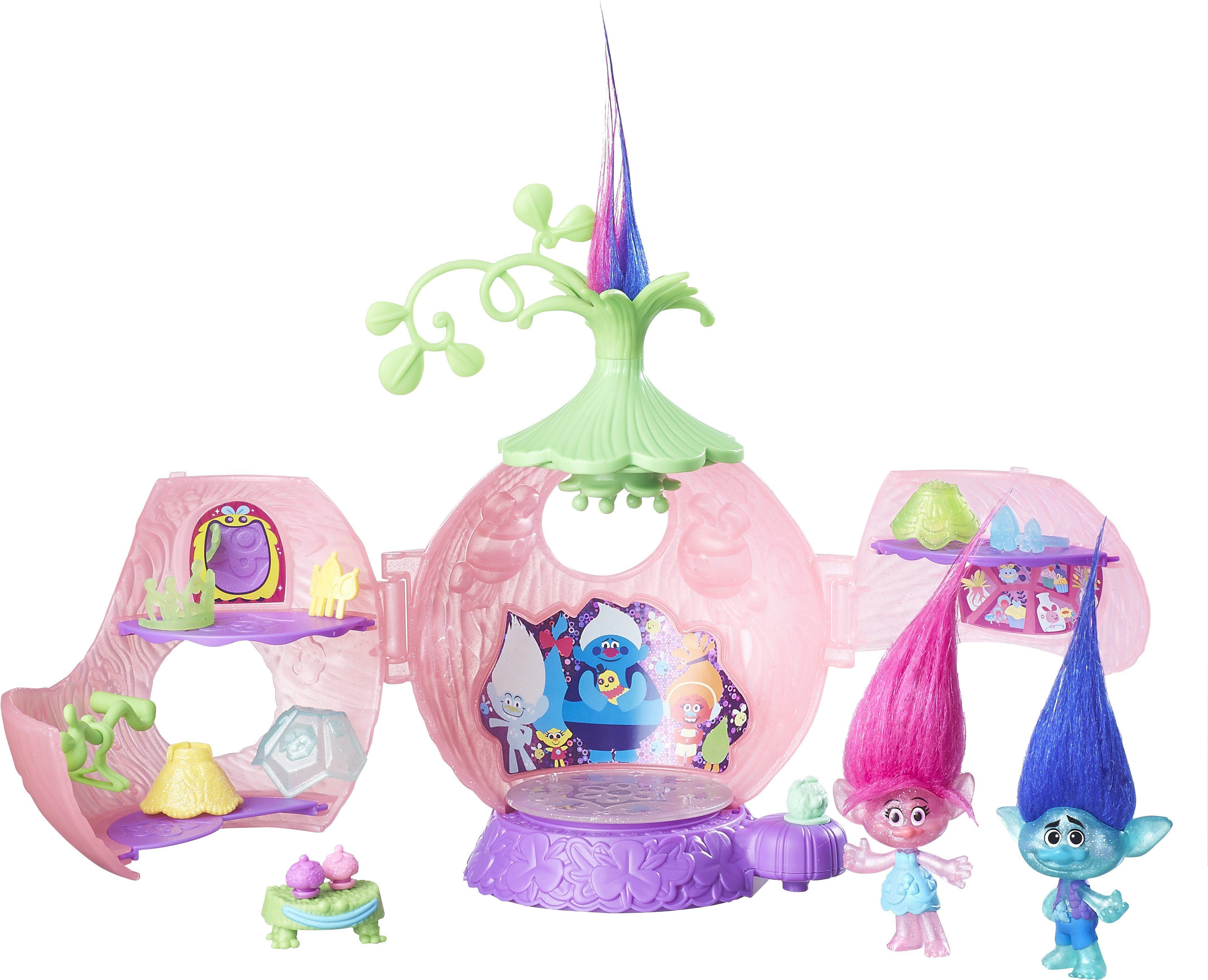 Hasbro Spielfigurenset, »Trollstadt, Poppys Krönungssaal«