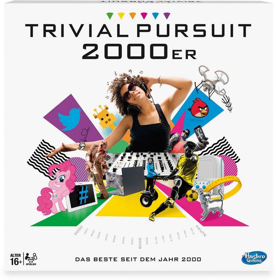 Hasbro Brettspiel, »Hasbro Gaming Trivial Pursuit 2000er Edition«