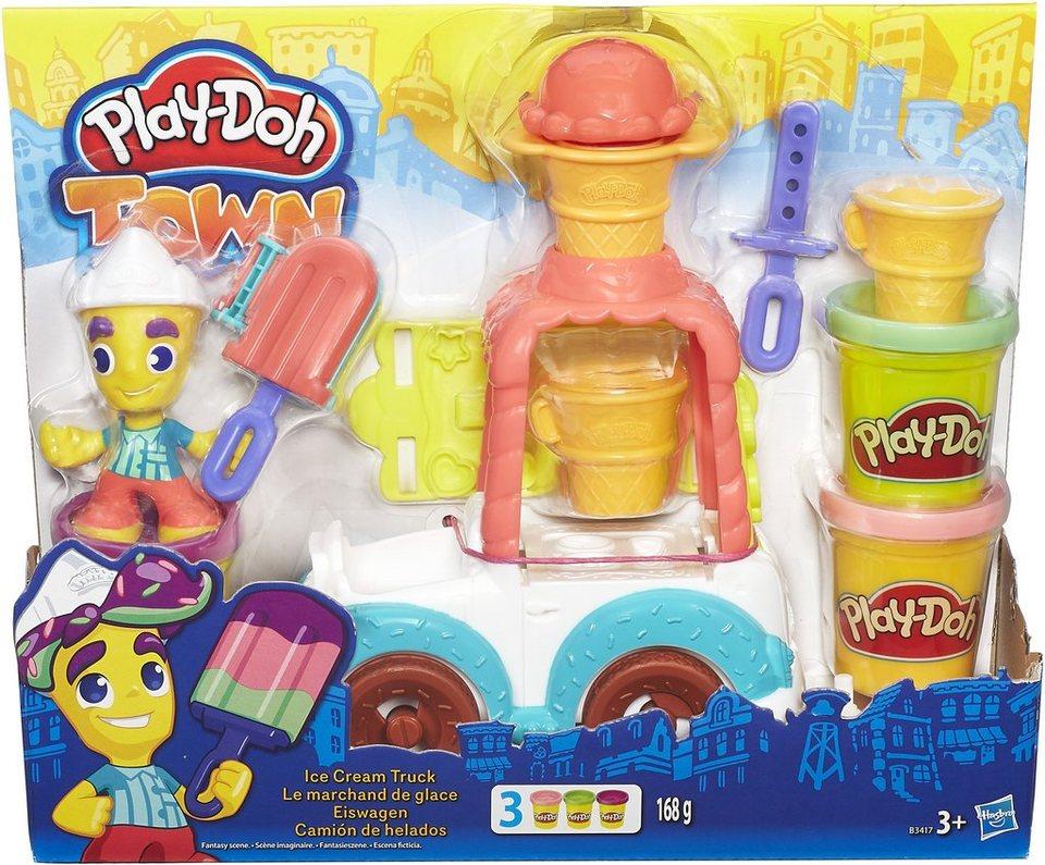 Hasbro Knetset, »Play-Doh, Town Eiswagen«