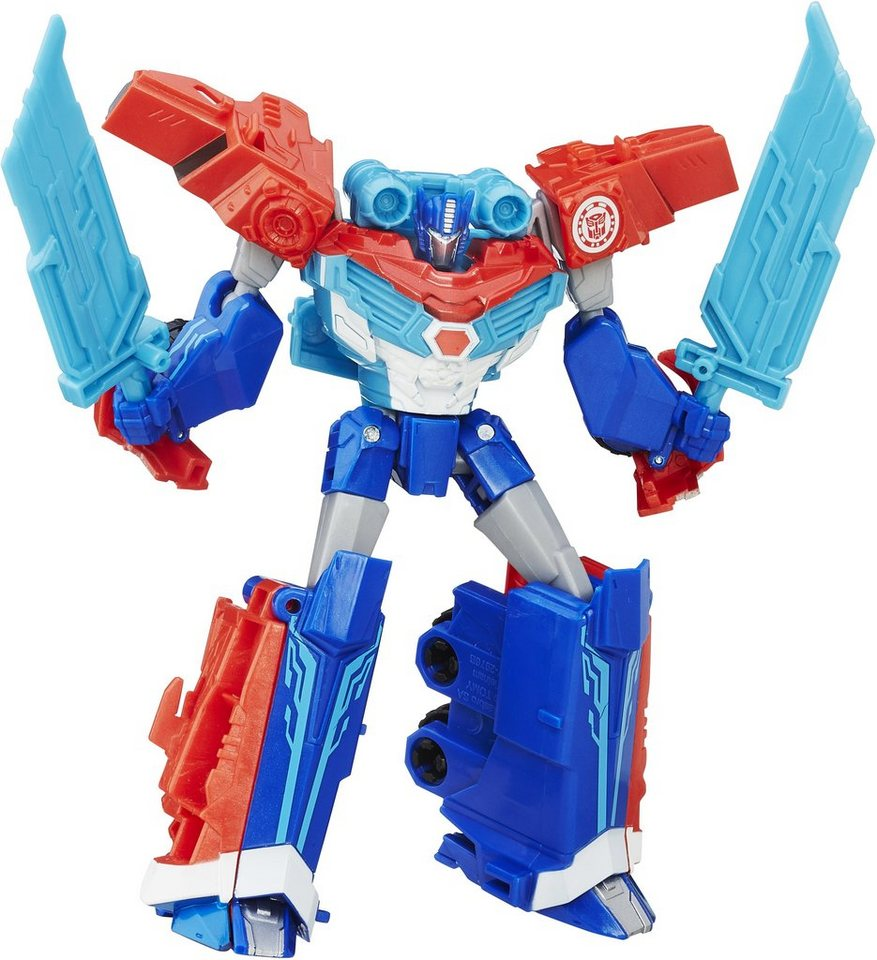 Hasbro Spielfigur, »Robots in Disguise, Warrior, Power Surge Optimus Prime«
