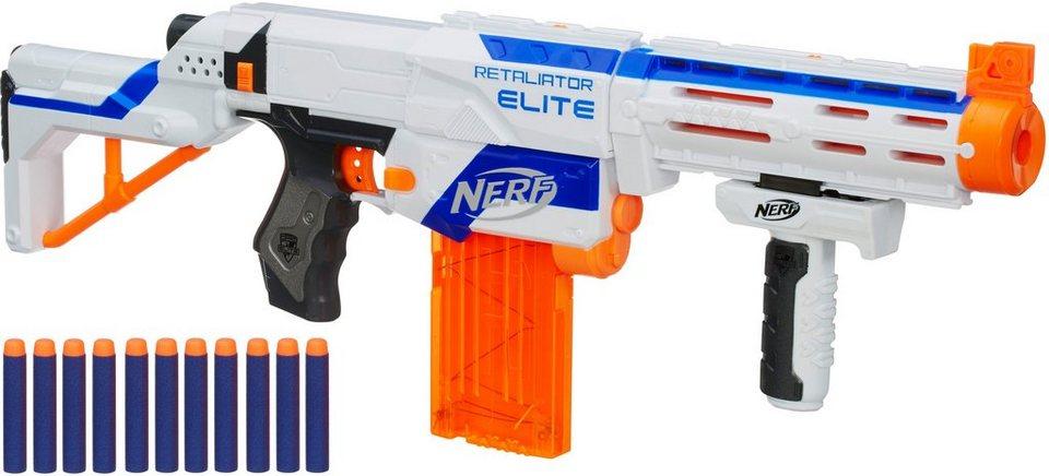 Hasbro Blaster, »Nerf N-Strike Elite, Retaliator«