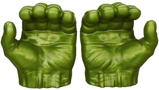 Hasbro Kostümzubehör, »Marvel Avengers, Hulk Gamma Fäuste«