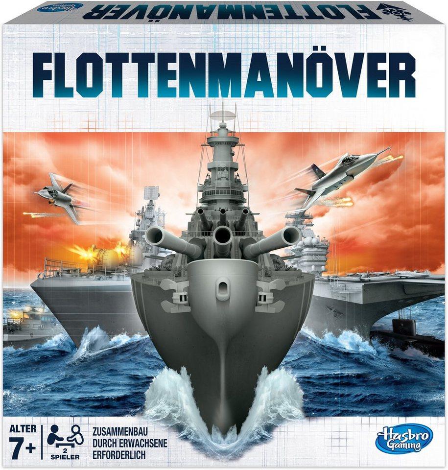 Hasbro Strategiespiel, »Flottenmanöver«