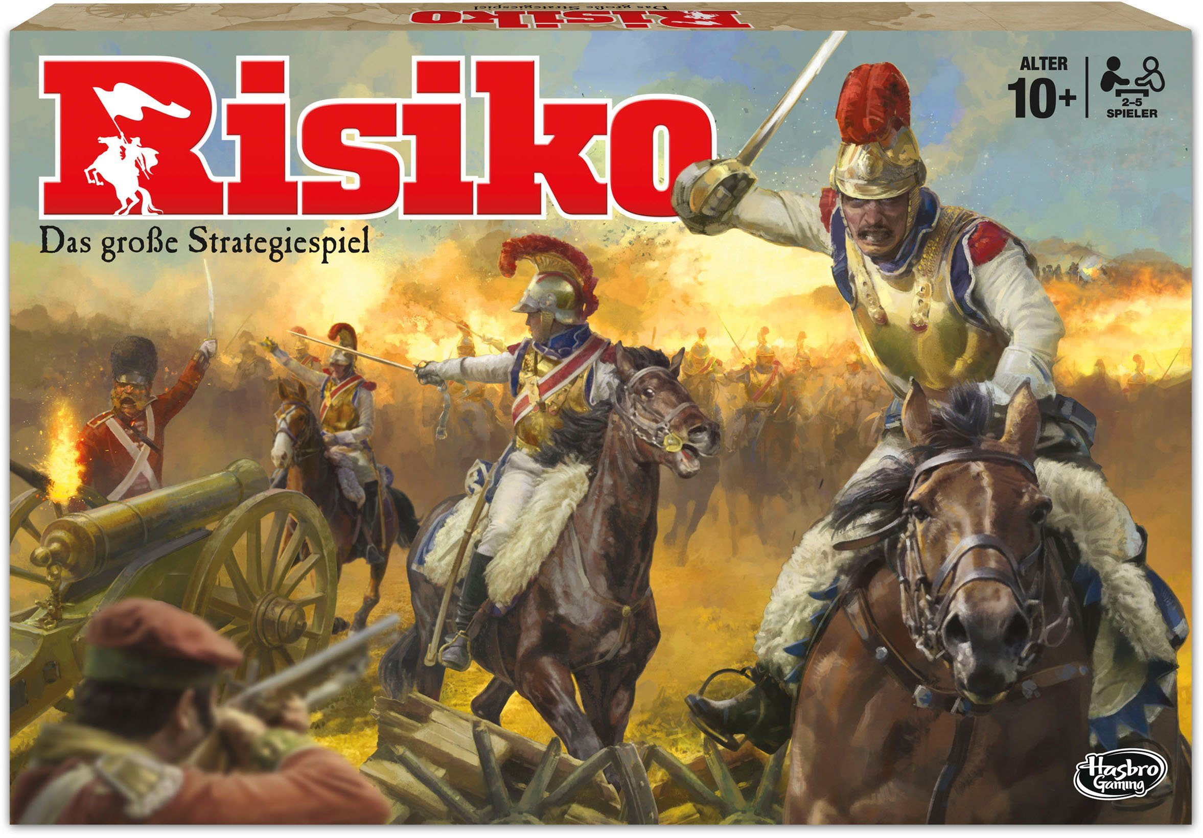 Hasbro Strategiespiel, »Hasbro Gaming Risiko«
