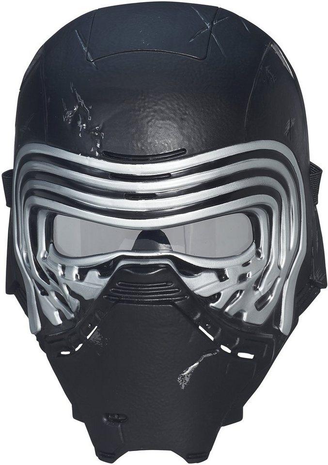 Hasbro Kostümzubehör, »Star Wars™, Kaylo Ren Maske mit Stimmenverzerrer«