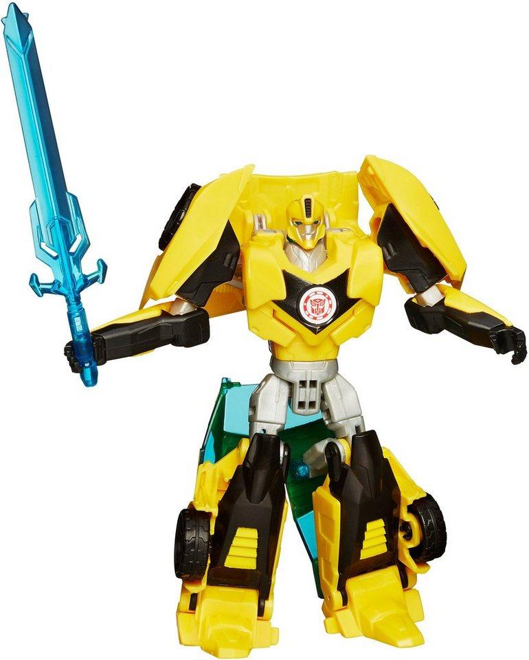 Hasbro Spielfigur, »Robots in Disguise, Warrior, Bumblebee«