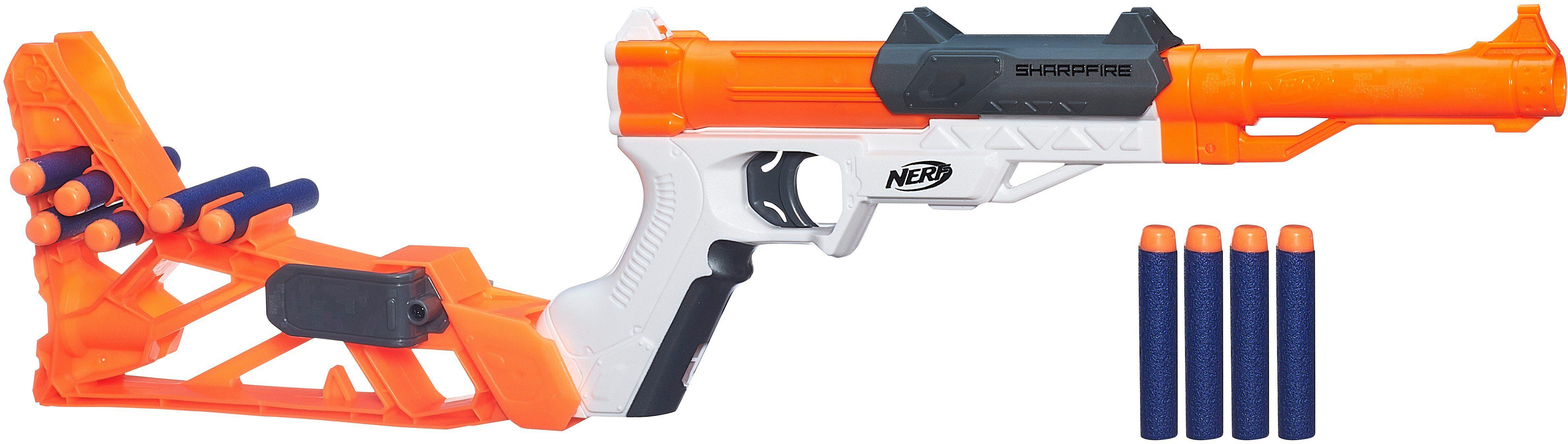 Hasbro Blaster, »Nerf N-Strike Elite, SharpFire«