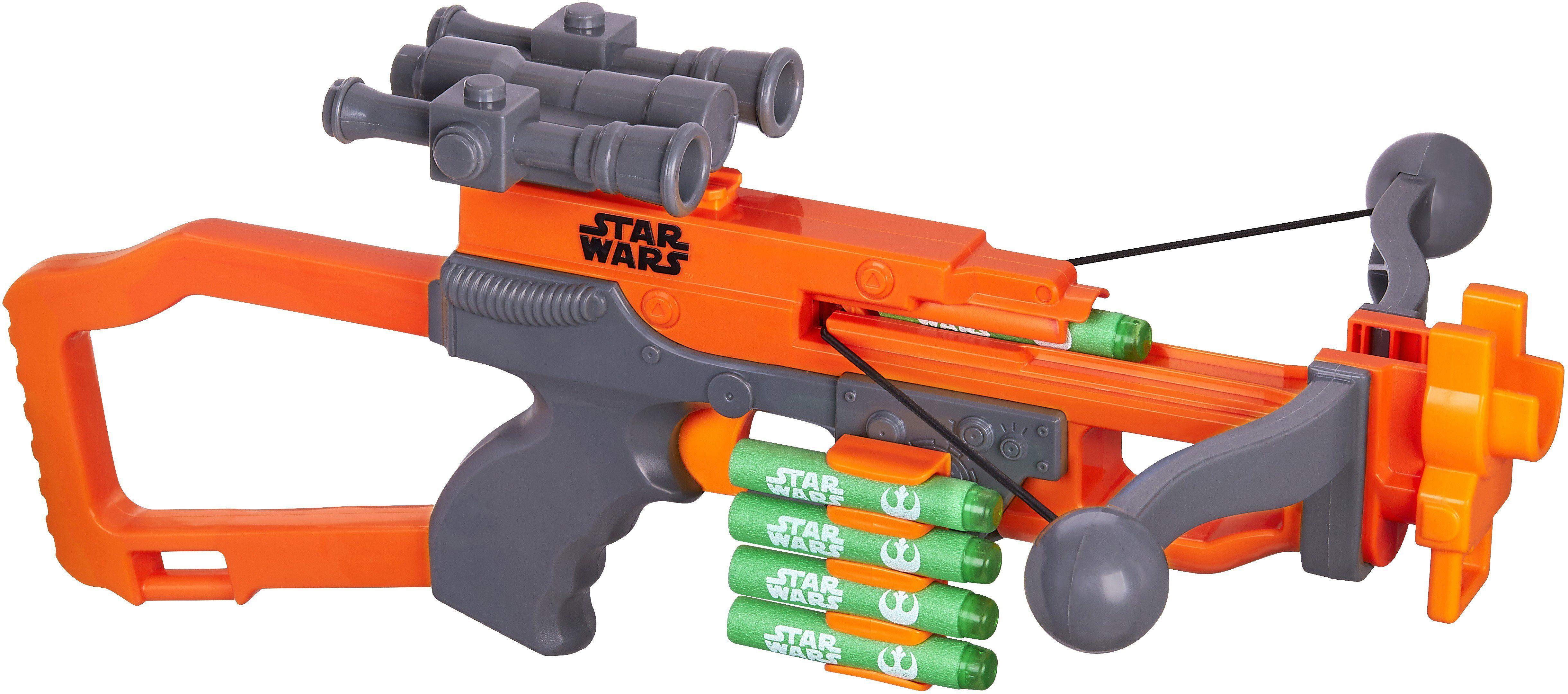Hasbro Blaster, »Nerf, Star Wars Chewbacca Bowcaster«