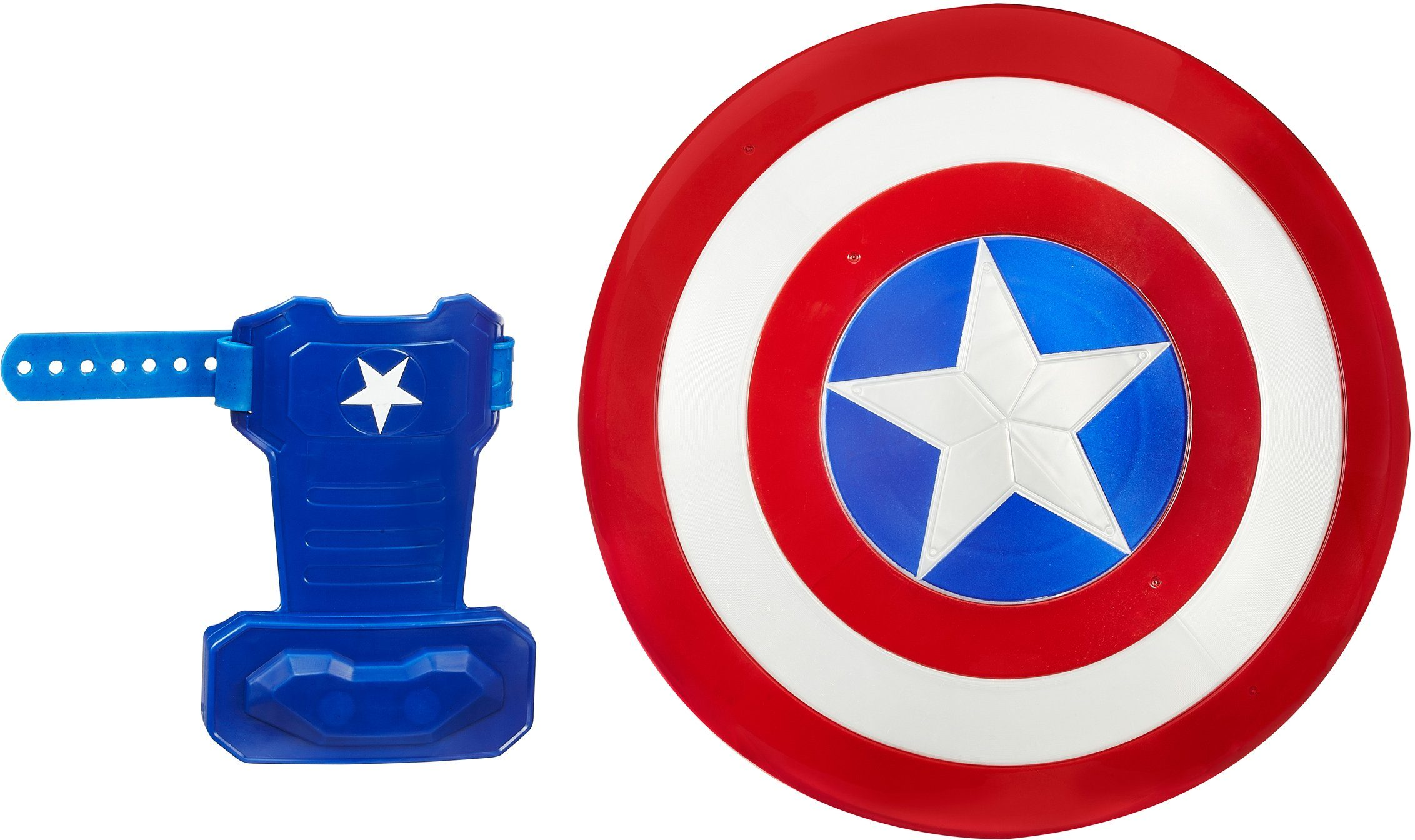 Hasbro Kostümzubehör, »Marvel Avengers Captain America, magnetisches Schild«