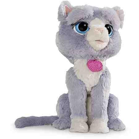 Hasbro Plüschtier, »FurReal Friends, Katze Bootsie«