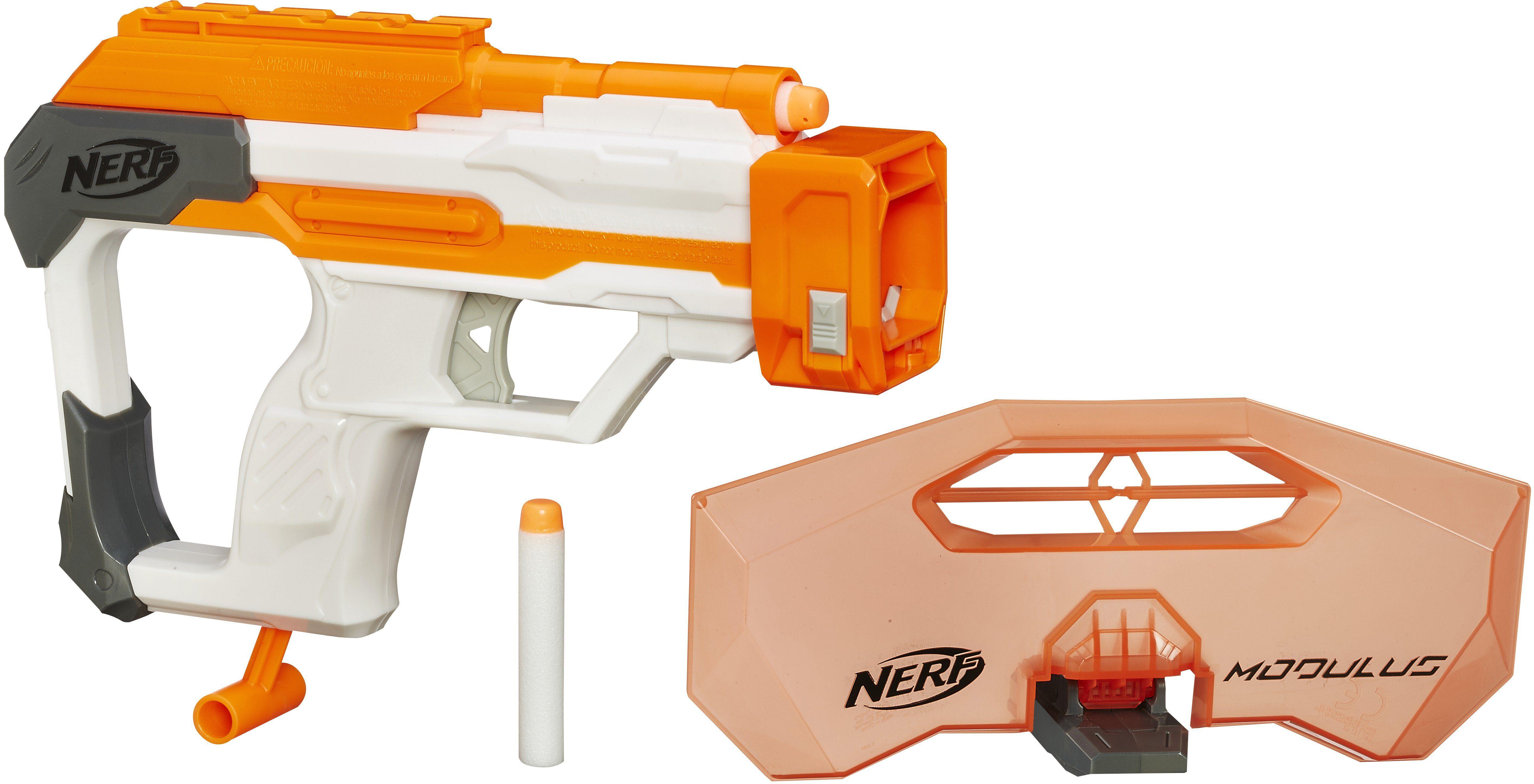 Hasbro Zubehör-Set, »Nerf N-Strike Elite Modulus Zubehör Set, Angriff und Abwehr«