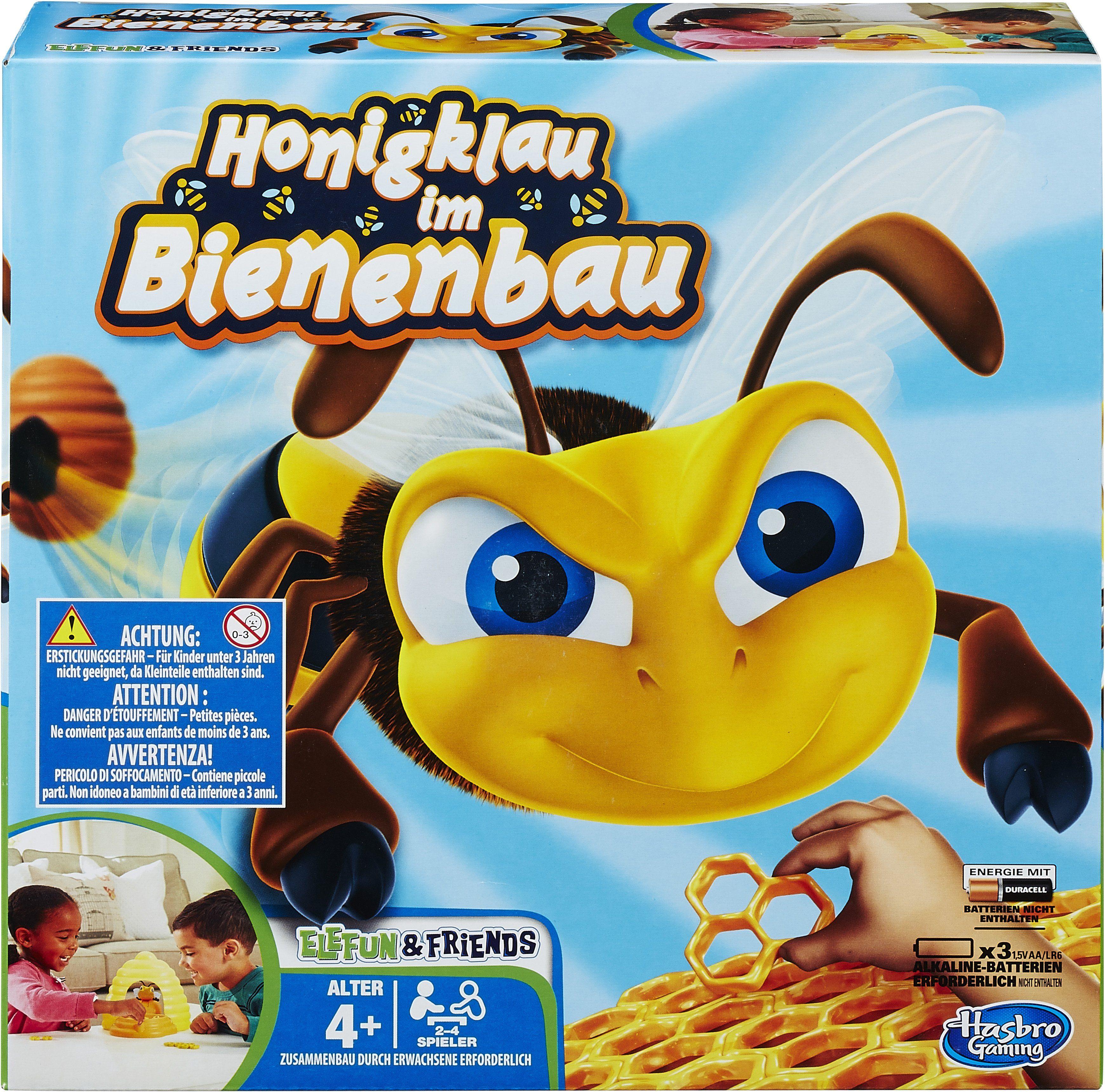 Hasbro Kinderspiel, »Hasbro Gaming, Honigklau im Bienenbau«