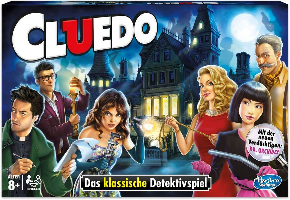 Cluedo Spiel