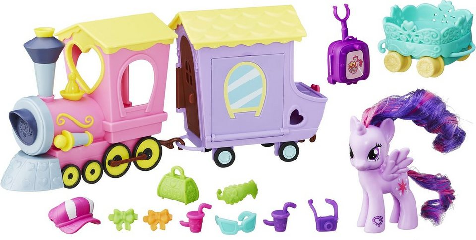 Hasbro Spielset, »My Little Pony, Freundschaftsexpress Zug«
