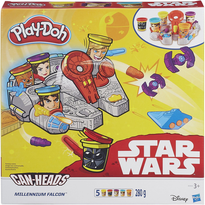 Hasbro Knetset, »Play-Doh, Star Wars Millennium Falcon«