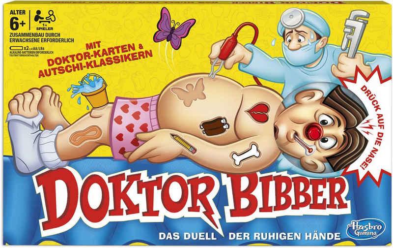Hasbro Spiel, »Hasbro Gaming, Doktor Bibber«, Made in Europe