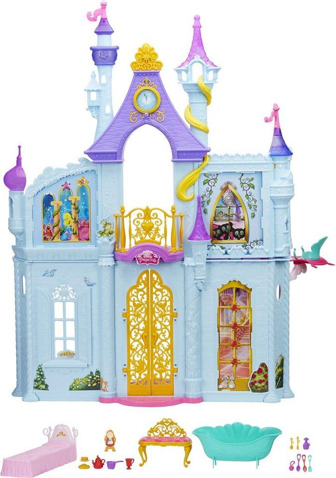 Hasbro Puppenhaus, »Disney Prinzessin, Märchenschloss«