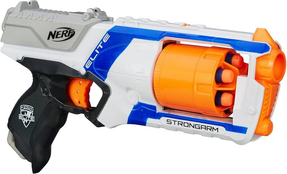 Hasbro Shooter, »Nerf N-Strike Elite, Strongarm«