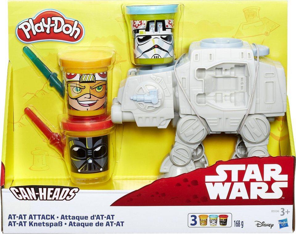 Hasbro Knetset, »Play-Doh, Star Wars AT-AT Knetspaß«