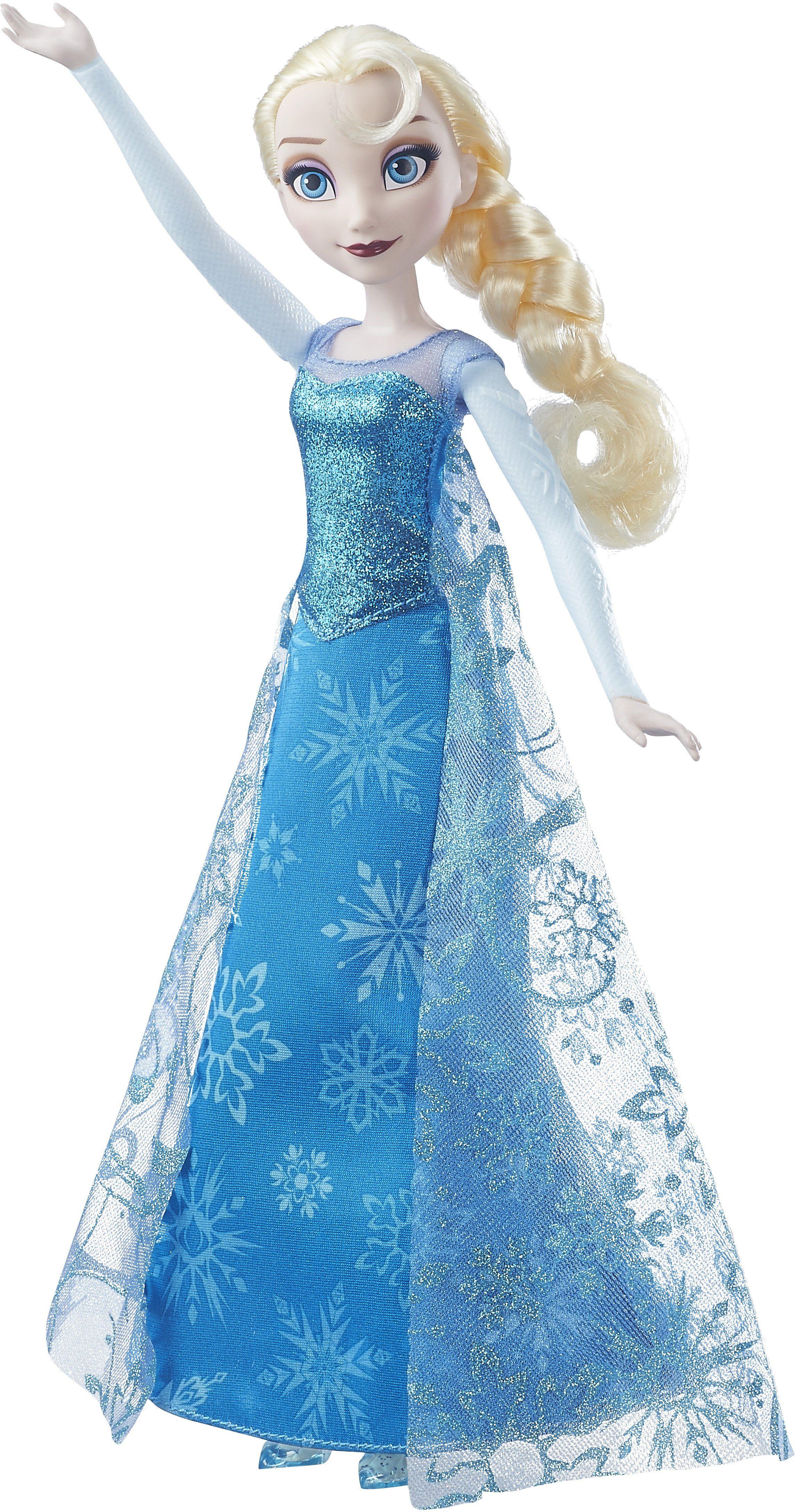Hasbro Puppe, »Disney, Die Eiskönigin Lichterglanz Elsa«