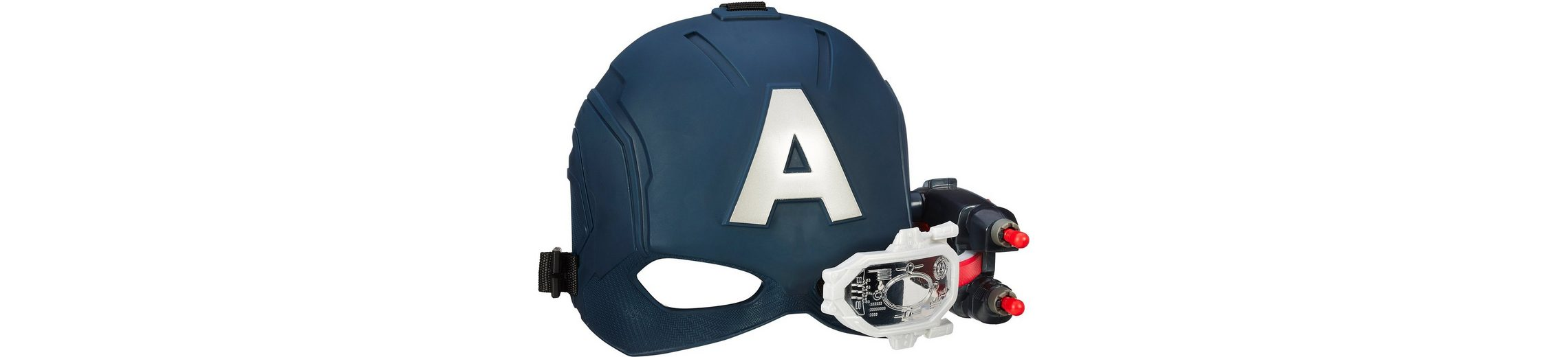 Hasbro Kostümzubehör, »Marvel Avengers Captain America, Action-Helm«